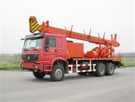 SPC-300HW Water Well Drill Rig