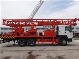 SPC-600 Water Well Drill Rig