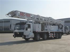 SDC-1000 Water Well Drill Rig